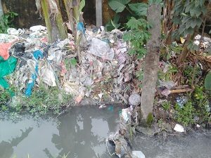 Pencemaran di kota Malang Masih Terjadi di Sudut-sudut Kota